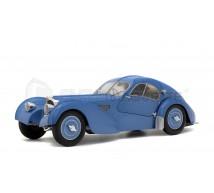 Solido - Bugatti 57 SC Bleue