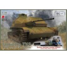 Ibg - Coffret tankette TKS