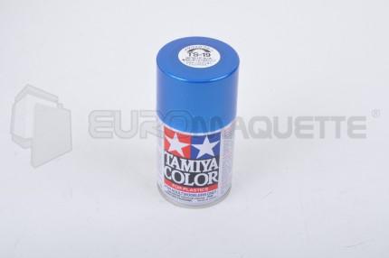 Tamiya - Bleu Métal Brillant TS-19 (bombe 100ml)