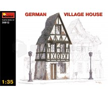 Miniart - Maison Allemande 1945