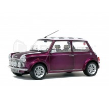 Solido - Mini Cooper sport 1997 Purple