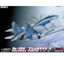 Great wall hobby - Su-35 Flanker E
