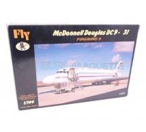 Fly - DC-9 Firebird  II