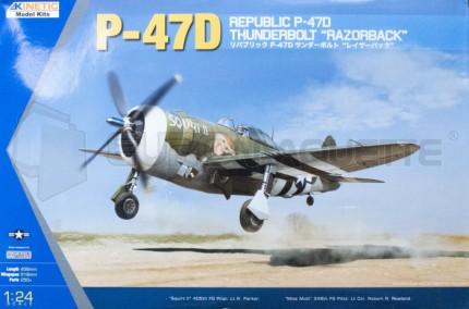 Kinetic - P-47D Razorback