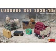 Miniart - Luggage set 1930/40