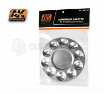 Ak interactive - Palette de mélange aluminium
