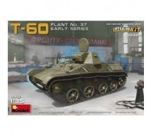 Miniart - T-60 plant 37 early