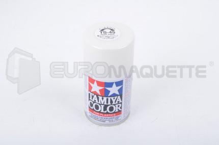 Tamiya - Blanc Perle Brillant TS-45 (bombe 100ml)