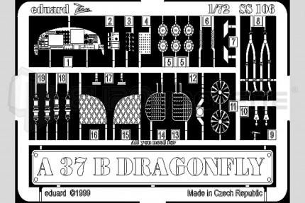 Eduard - A-37 Dragonfly (academy)