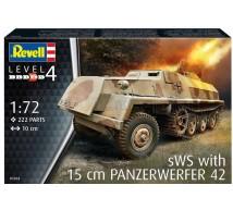Revell - sWS PZW 42
