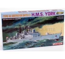 Dragon - HMS York