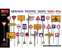 Miniart - German traffic signs 1930/40