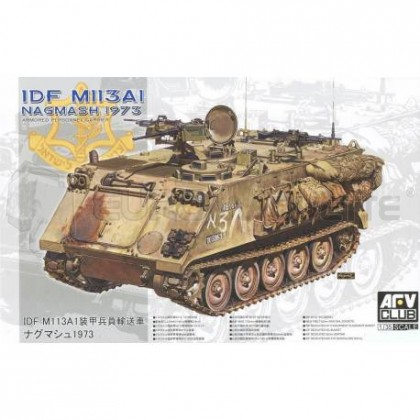 Afv club - IDF M113 A1 Nagmash 1973