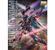 Bandai - MG Justice Gundam ZGMF-X09A (0216382)