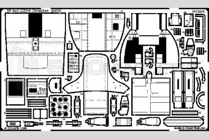 Eduard - SBD-5 Dauntless (match/rev.)