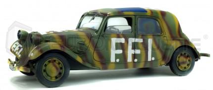 Solido - Traction FFI Camo