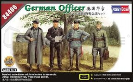 Hobby boss - WWII German Officer