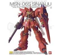 Bandai - MG MSN-06S Sinanju Ver Ka
