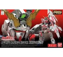 Bandai - RG Unicorn Gundam BD version (0227473)