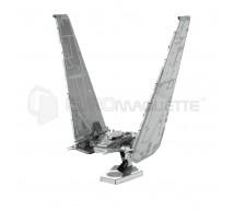 Metal earth - Star wars Kylo Ren shuttle 3D metal kit