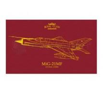 Eduard - Mig-21 MF Dual Combo Royal Class
