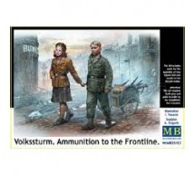 Master box - Volkssturm & ammunition