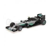 Minichamps - Mercedes W07 Rosberg Monaco 2016