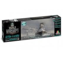 Italeri - Bismarck World of Warships