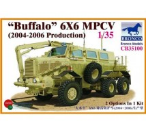 Bronco - Buffalo 6x6 MPCV