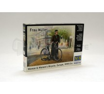 Master box - Frau Muller & Bicycle