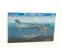 Trumpeter - Tu-142 MR 1/144