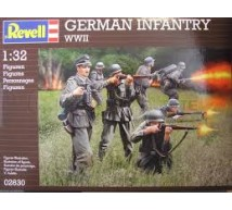 Revell - German Infantry WWII