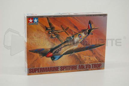 Tamiya - Spitfire Mk V trop.