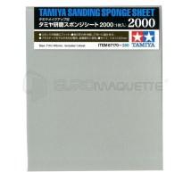 TAMIYA - Eponge abrasive 2000