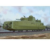 Hobby boss - Soviet Armored train MBV-2 late