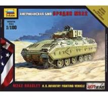 Zvezda - M2A2 bradley 1/100