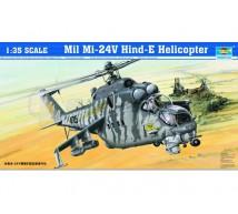 Trumpeter - Mil Mi 24V hind-E