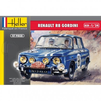 Heller - R8 Gordini