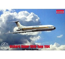Roden - VC-10 Type 1154 East African Airways