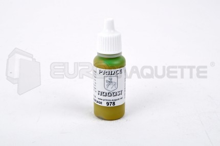 Prince August - Jaune camouflage 978 (pot 17ml)