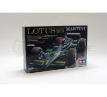 Tamiya - Lotus F1 Type 79 1979 Martini