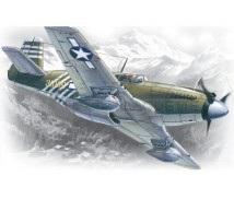 Icm - P-51A  1st ACG