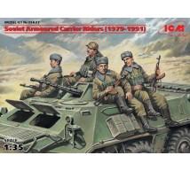 Icm - Soviet APC Raiders 1979/91