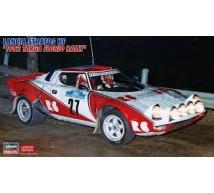 Hasegawa - Lancia Stratos Targa Florio 1982