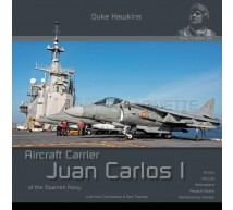 Duke hawkins - Aircraft carrier J Carlos I
