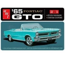 Amt - Pontiac GTO 65