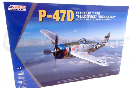 Kinetic - P-47D Bubble Top