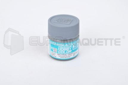 Gunze Sangyo - Gris Neutre US H53 (pot 10ml)