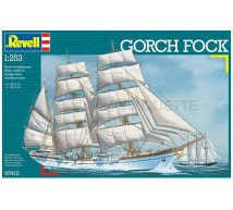 Revell - Gorch Fox 1/253