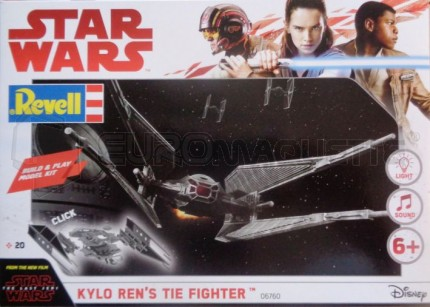 Revell - Kylo Ren TIE Build & Play